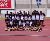 L'equip Aleví de natació, Torrot-CNM, 3r de Catalunya
