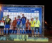 Jose Luis Cano, campió d'Espanya a Banyoles