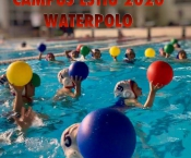 Campus de Waterpolo; juga, aprèn i diverteix-te
